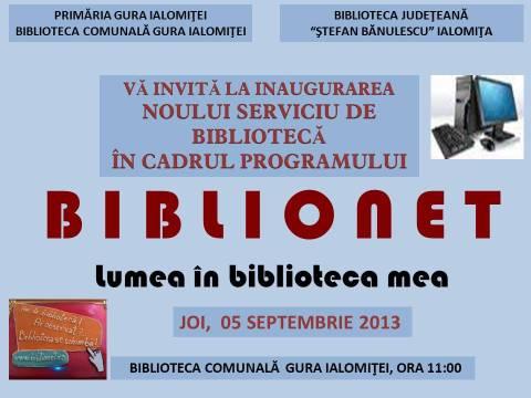 Descidere Oficială BIBLIONET la Gura Ialomiţei!