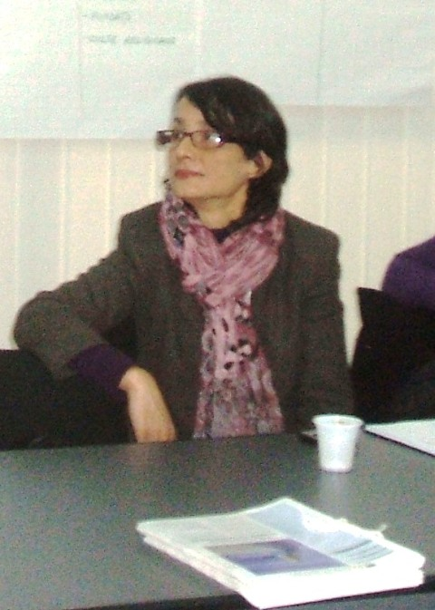 """Lumea bibliotecară este mai săracă, acum când colega noastră MĂDĂLINA VLĂDILĂ de la Biblioteca Orăşenească """"I.L.Caragiale"""" Ţăndărei s-a stins ...                               Dumnezeu s-o aibă în grijă!        Asociaţia Naţională a Bibliotecarilor din Bibliotecile Publice din România – Filiala Ialomiţa."""