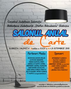 Afis Salon Carte - 2015