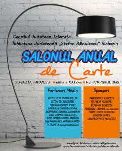 Afis Salon Carte - 2015